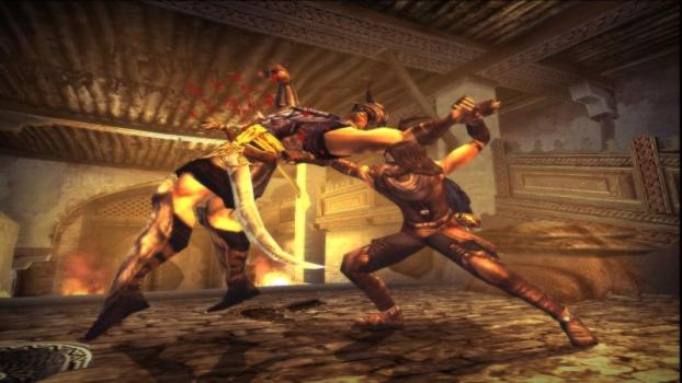 Prince of Persia 3: Las dos coronas