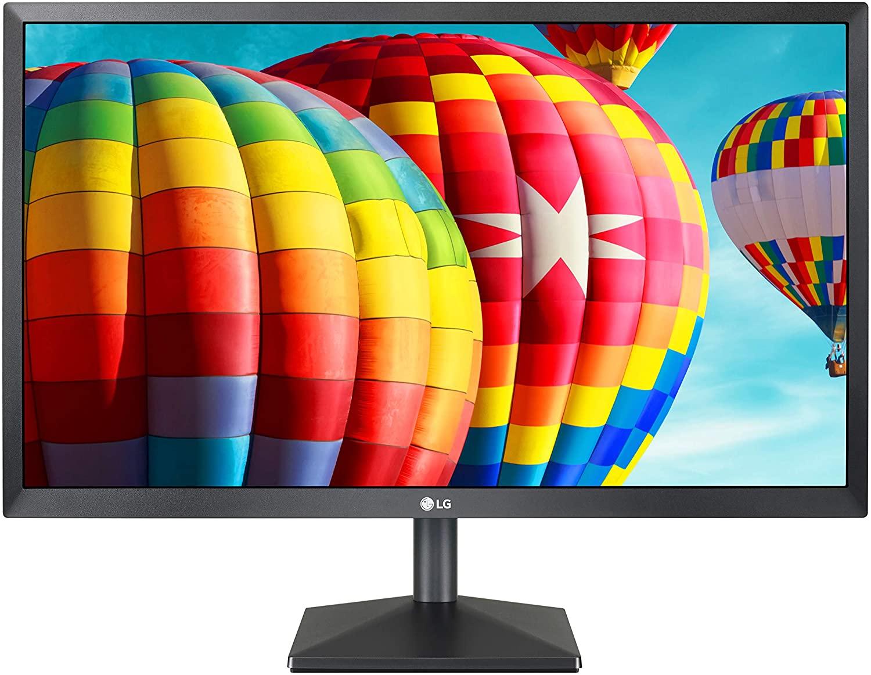 "Monitor LG de 22"" Full HD / IPS / 5 ms"