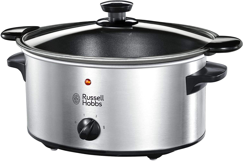 Olla de Cocción Lenta Russell Hobbs Cook@Home