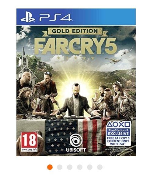 Far Cry®5 Gold Edition+ Far Cry® 3 Classic Edition