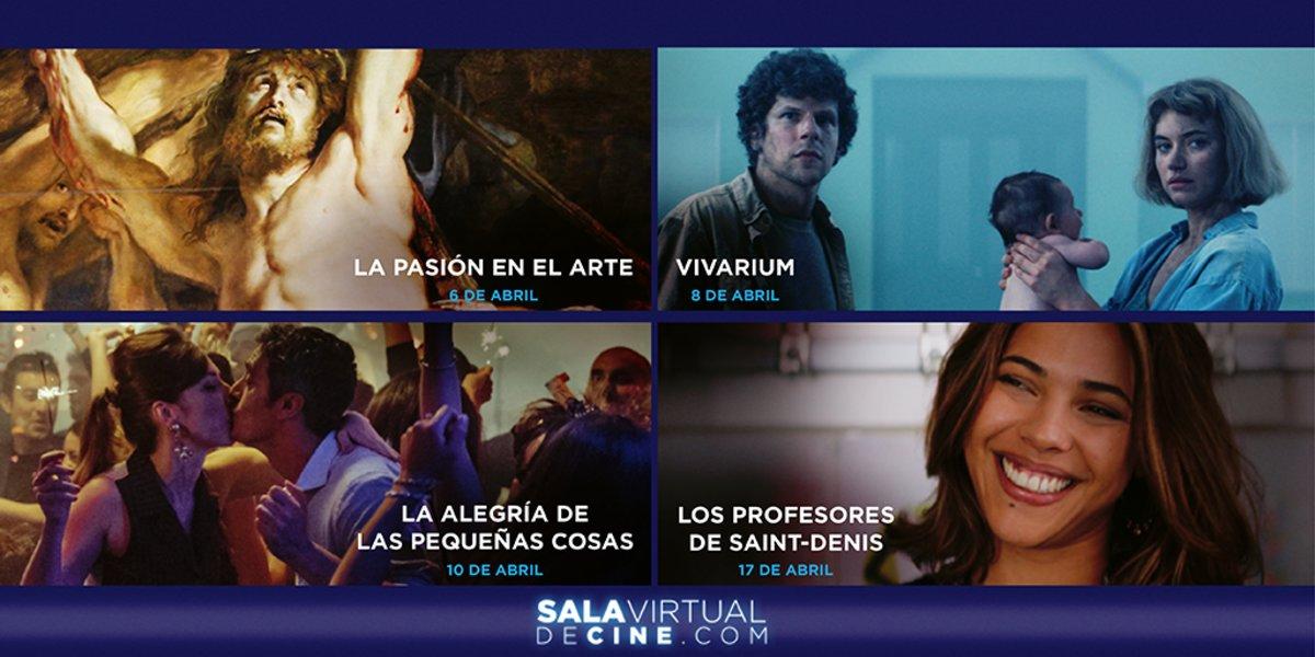 Sala Virtual de Cine - Estrenos a 3€