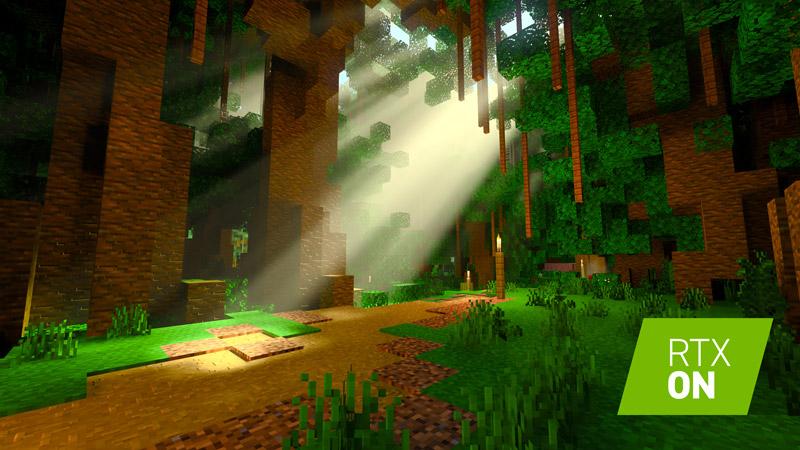 Beta de Minecraft solo para RTX o equivalentes