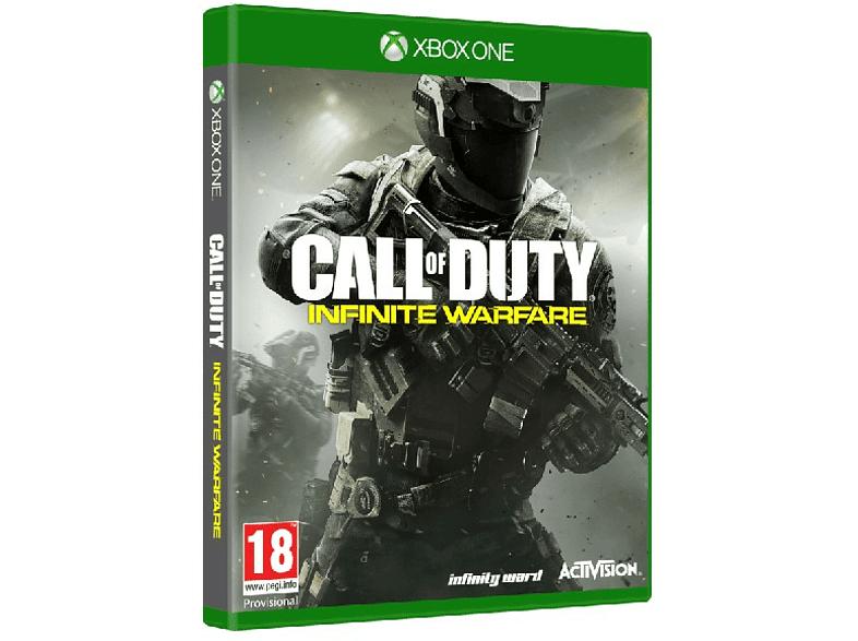Xbox One Call of Duty: Infinite Warfare - Standard Edition