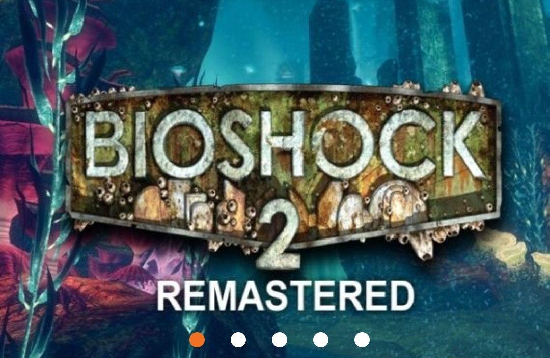 Bioshock 2 - Remastered Steam