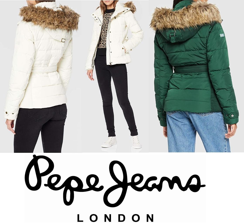 Pepe Jeans Carrie Chaqueta (a partir de 43,70€, tallas/colores)