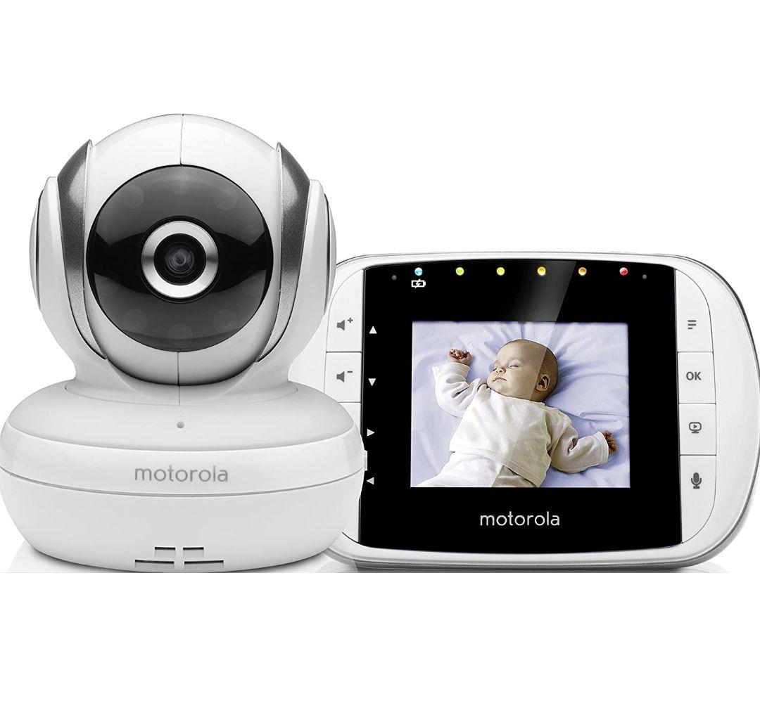 Vigila bebés Motorola REACO