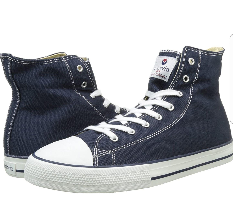 Zapatillas altas Victoria para mujer - Número 36 (16,83€) Número 40 (20,13€)