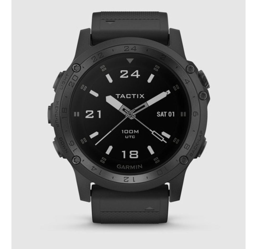 Reloj Garmin Tactix(GPS)