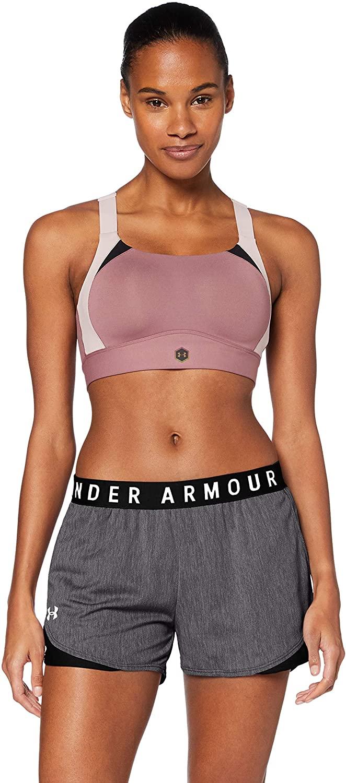 Under Armour Play Up Twist 3.0 - Corto Mujer talla XL.