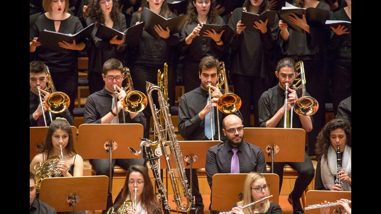 Concierto en línea de la Joven Orquesta de Bandas Sonoras (JOBS)