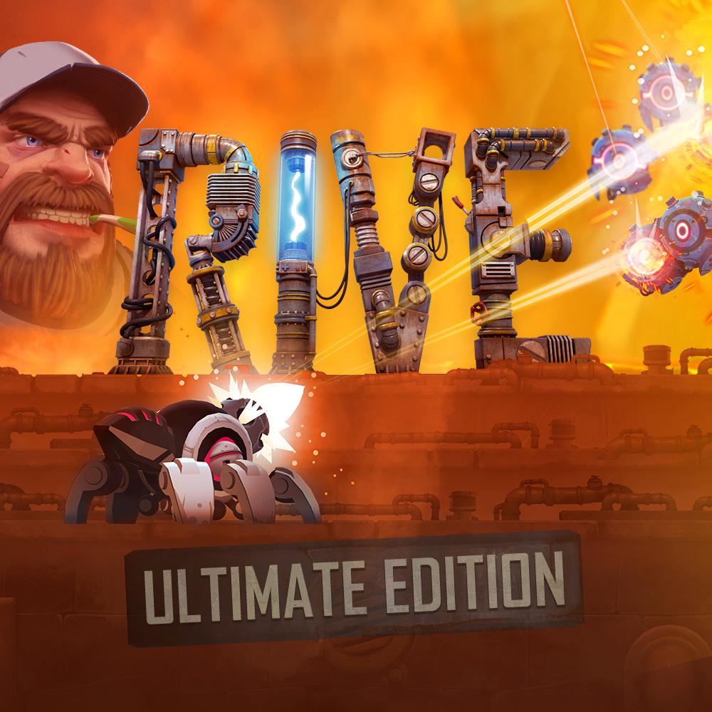 NINTENDO SWITCH: RIVE: Ultimate Edition por 1,49€ y por 0,95€ en la eShop de Sudáfrica