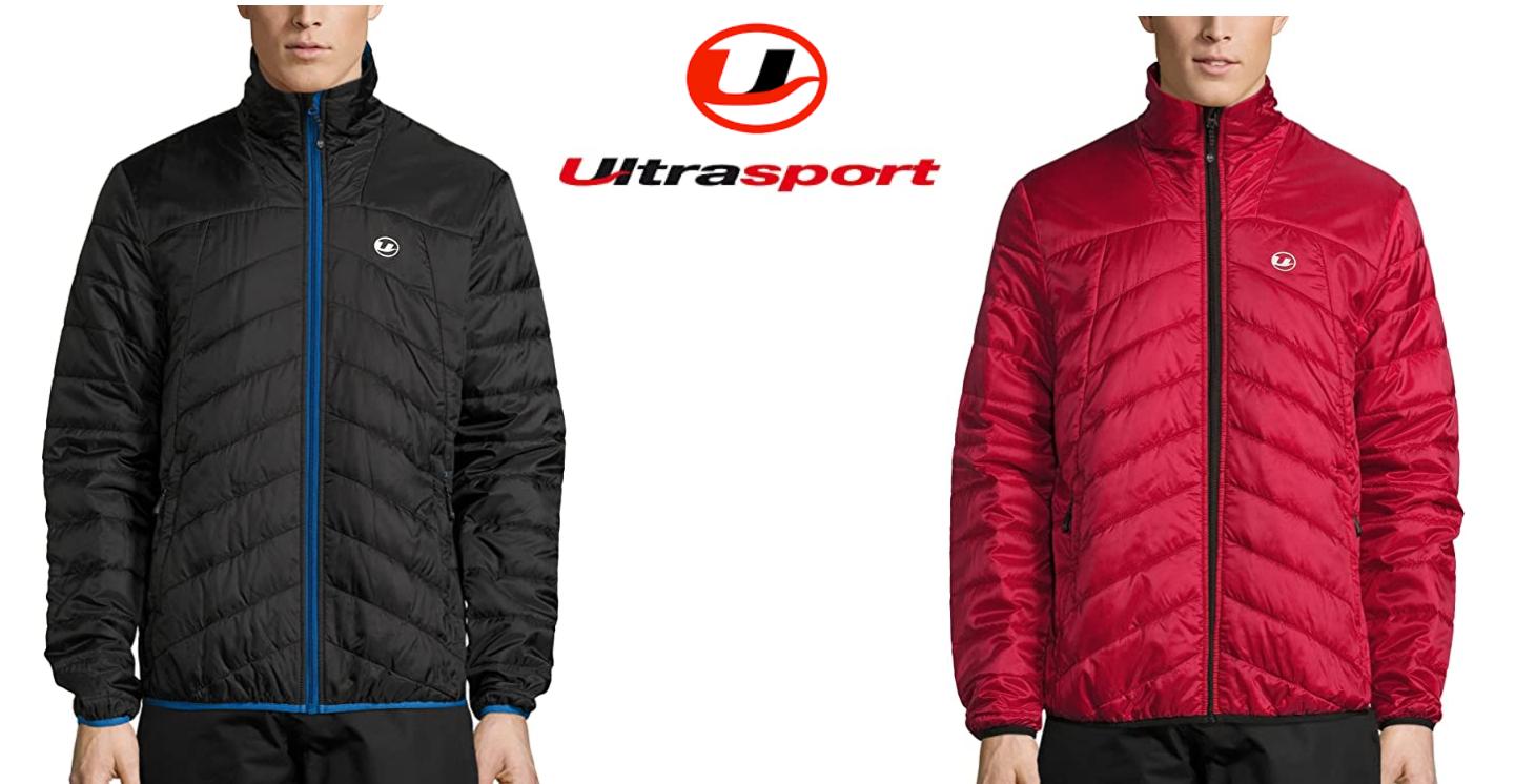 (2 COLORES) (VARIAS TALLAS) - Ultrasport Advanced Loke, Chaqueta para Hombre (Desde 13.82€)