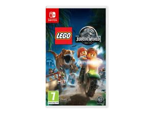 LEGO JURASSIC WORLD. Nintendo Switch