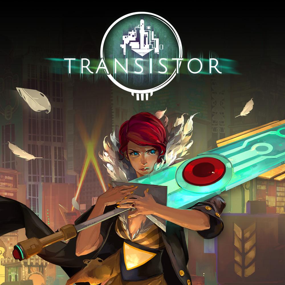 Transistor Nintendo Switch (1,27 eShop Sudáfrica)