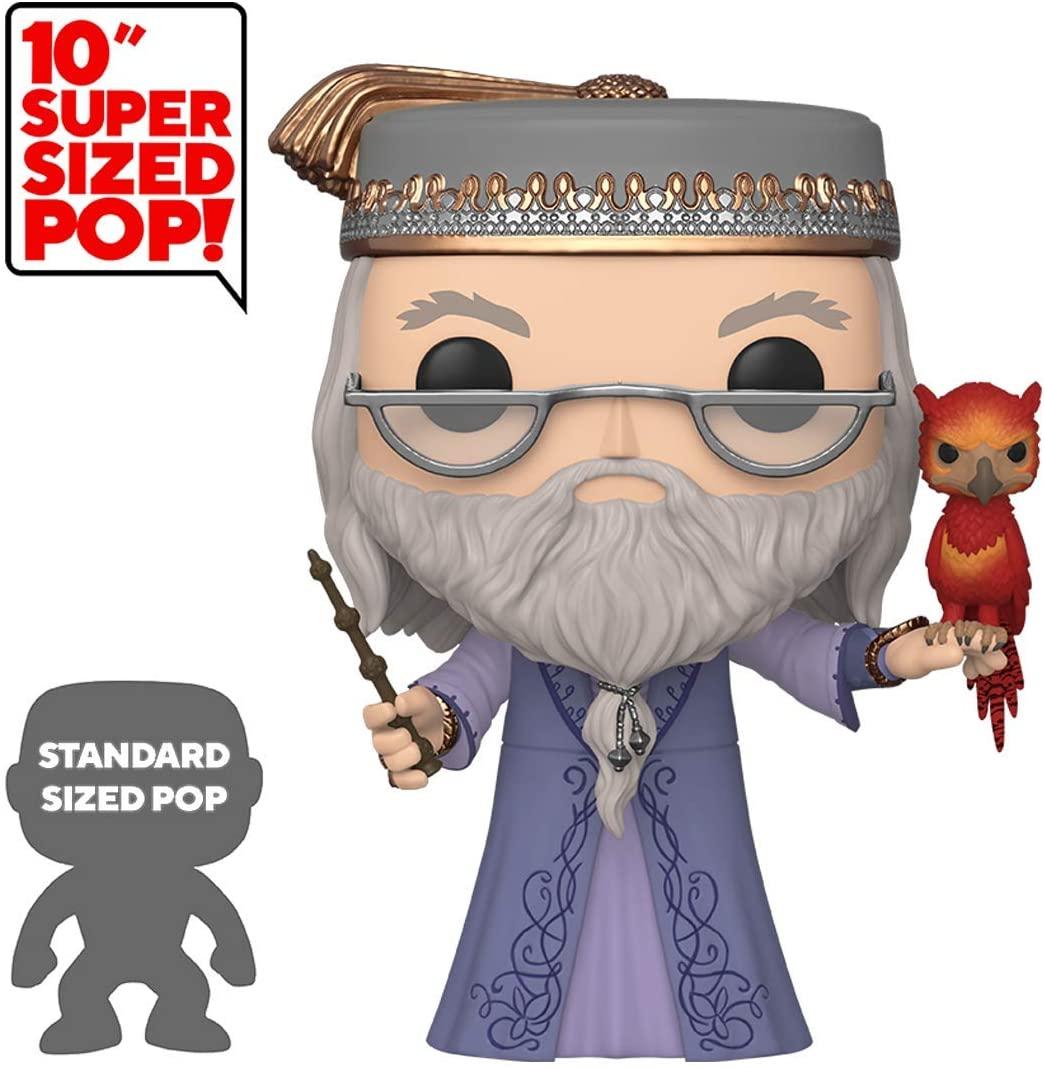 Funko Pop Grande Dumbledore ( Harry Potter ) t