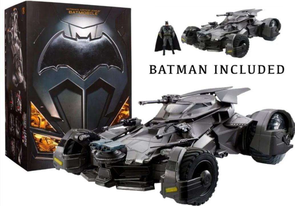 MATTEL Radiocontrol Batmovil Batman Liga de la Justicia