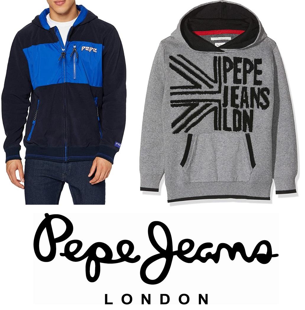 Pepe Jeans Lucian Sudadera (Talla XL)