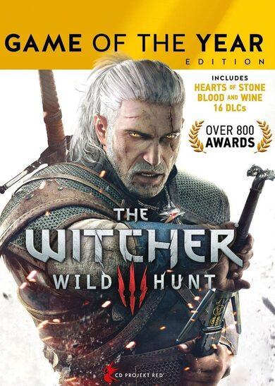The Witcher 3: Wild Hunt Edición completa GOG.com Clave GLOBAL