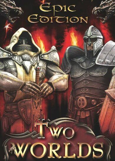two worlds epic edition & Two Worlds II ( incluyo más juegos para redondear el mínimo de 0.85€)