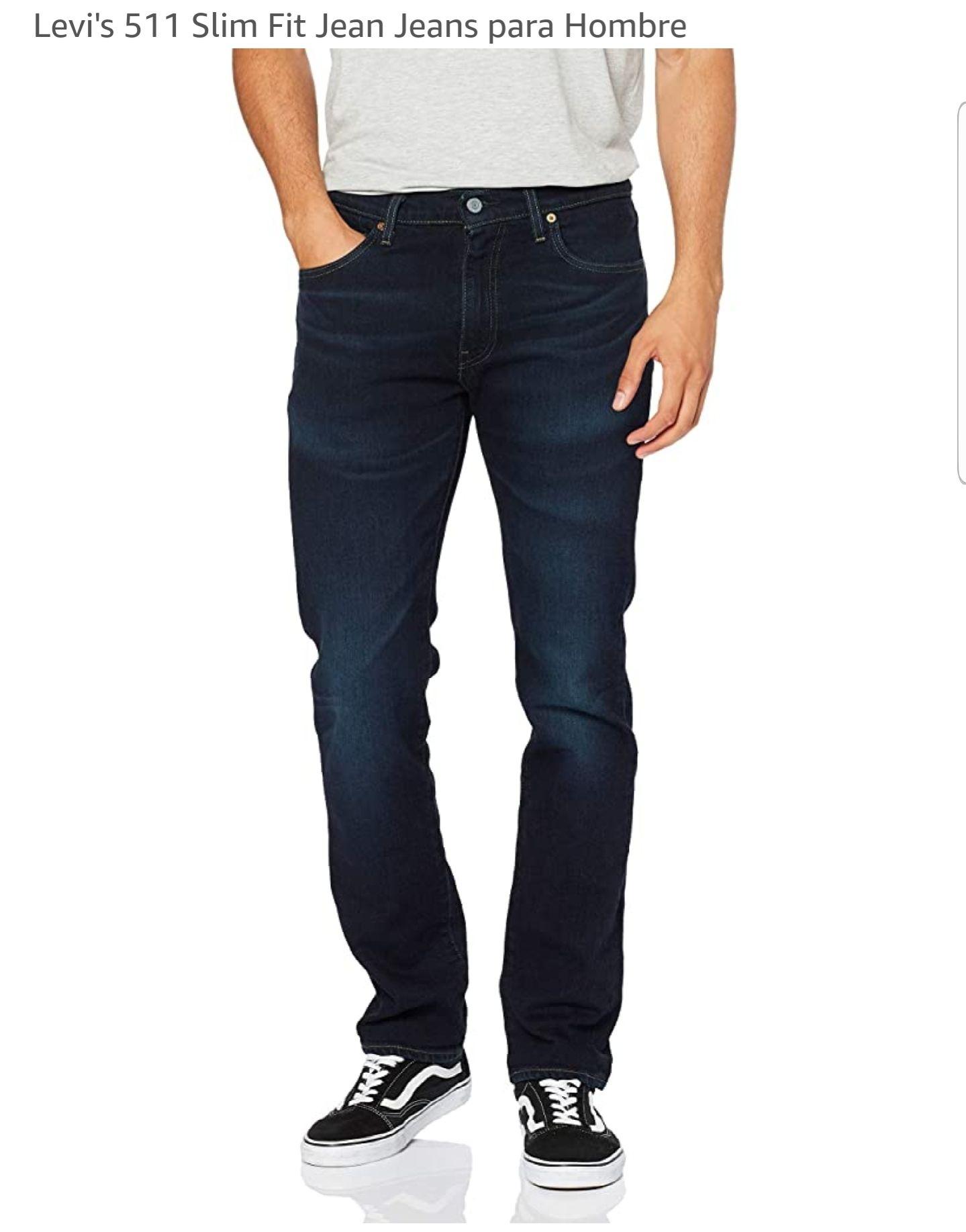 Levi's Men's 511 Slim Fit -