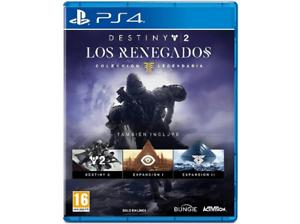 DESTINY 2 LOS RENEGADOS. PS4.Colección Legendaria