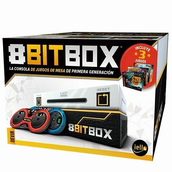8 bit box sin desprecintar outlet.