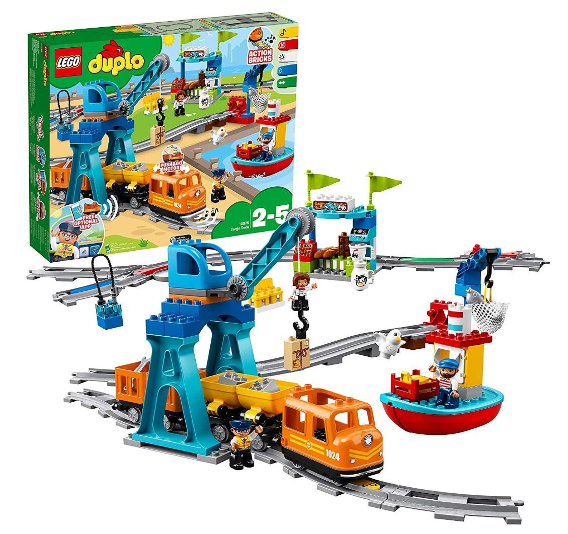 LEGO Duplo Tren Mercancías solo 89.1€
