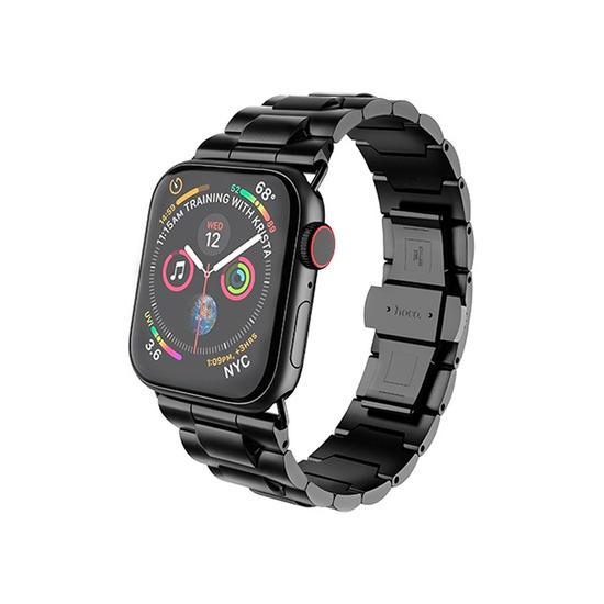 Correa Metálica Apple Watch 38/40mm Negro
