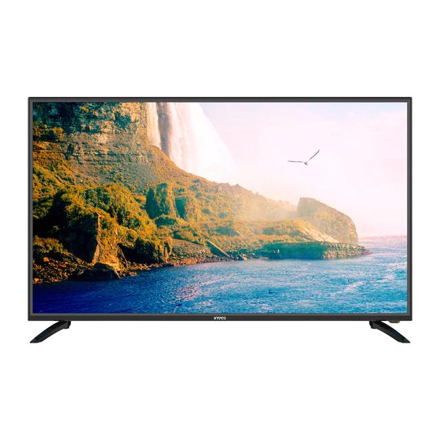 """Televisor INVES de 43"""" con 4K y Smart TV - LED"""