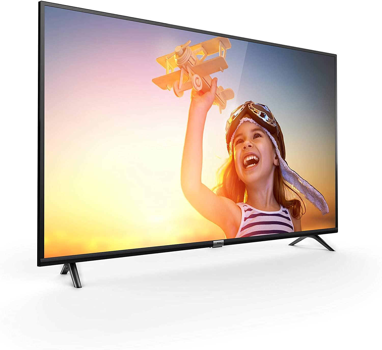 "TV LED 50"" TCL 50DP602 Smart TV con UHD 4K, HDR A+"