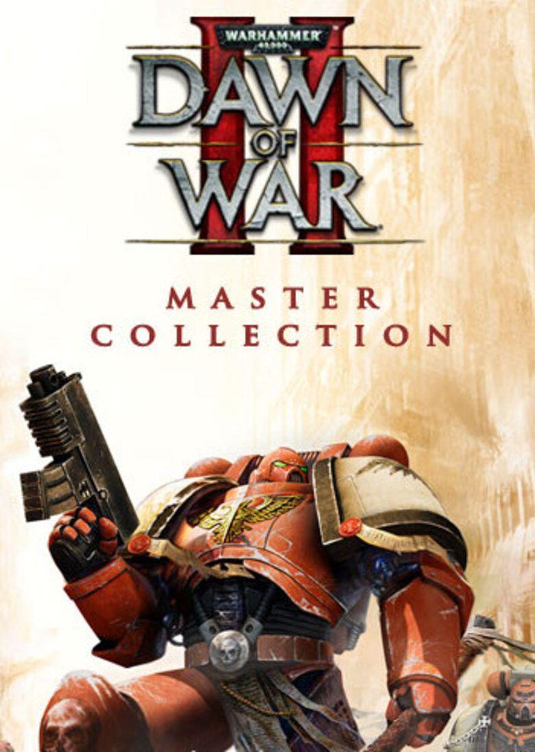 Warhammer 40k Dawn of War II Master Edition (Global)