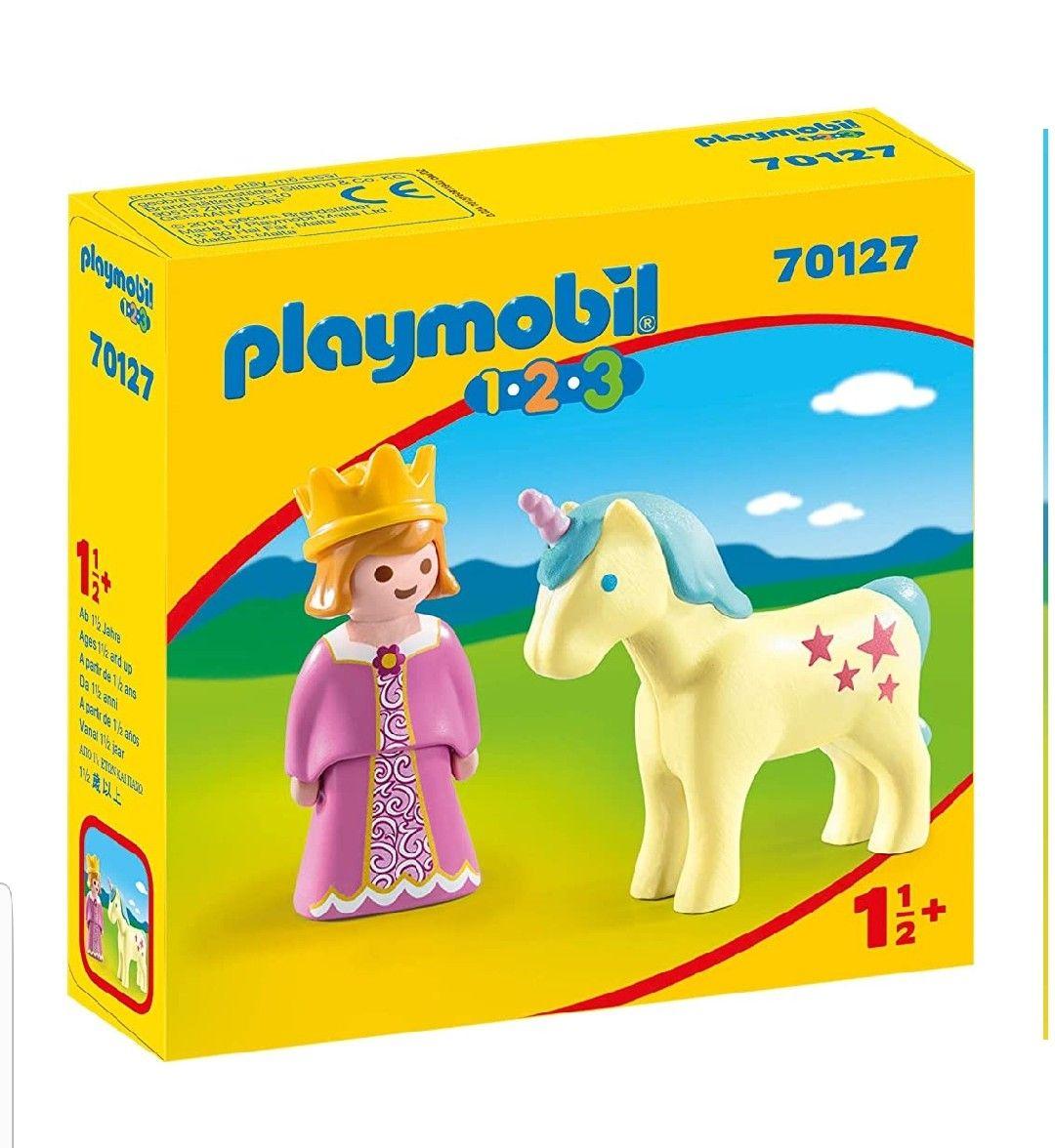 Playmobil-Princesa Unicornio.