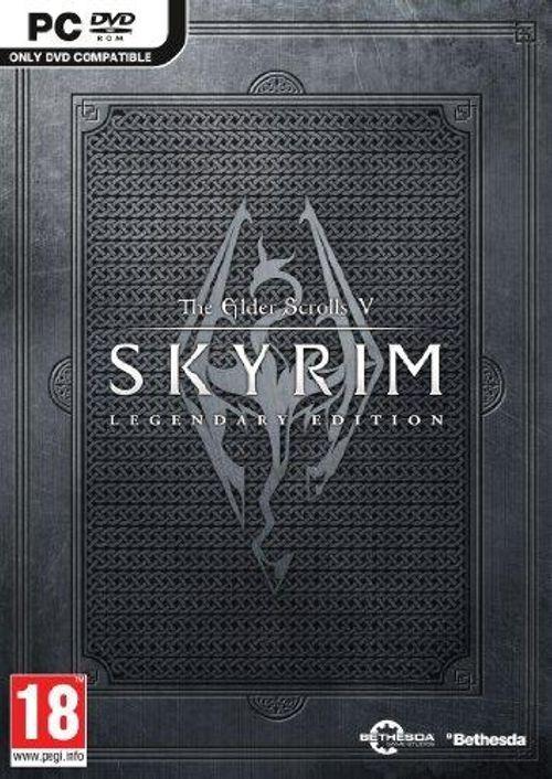 PC (STEAM): The Elder Scrolls V 5: Skyrim Legendary Edition (con todos los DLCs)
