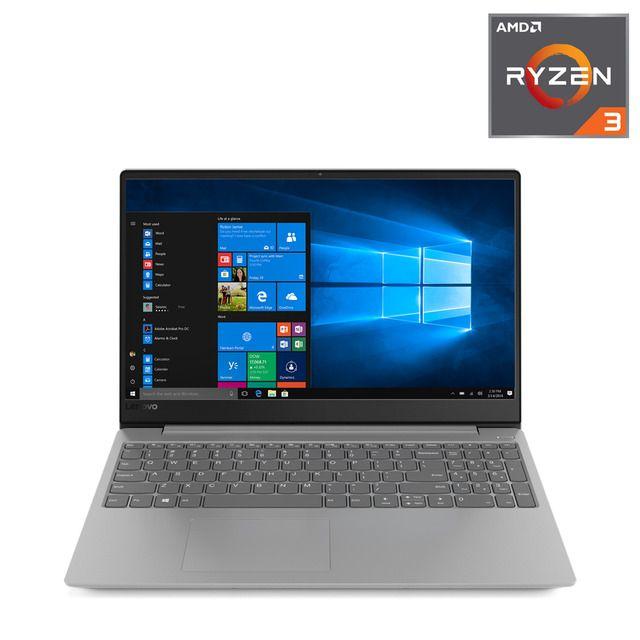 Portátil Lenovo Ideapad 330s-15, AMD Ryzen 3, 4 GB, 128 GB SSD, Radeon Vega 3