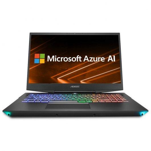 "Gigabyte Aorus 15-SA-7ES0250D Intel Core i7-9750H/16GB/512GB SSD/GTX 1660Ti/15.6"" Reacondicionado"