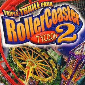 RollerCoaster Tycoon 2: Triple Thrill Pack y 5 juegos mas por menos de 2€