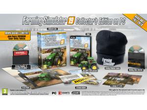 Farming Simulator 19 Collector's Edition (Solo para Canarias)