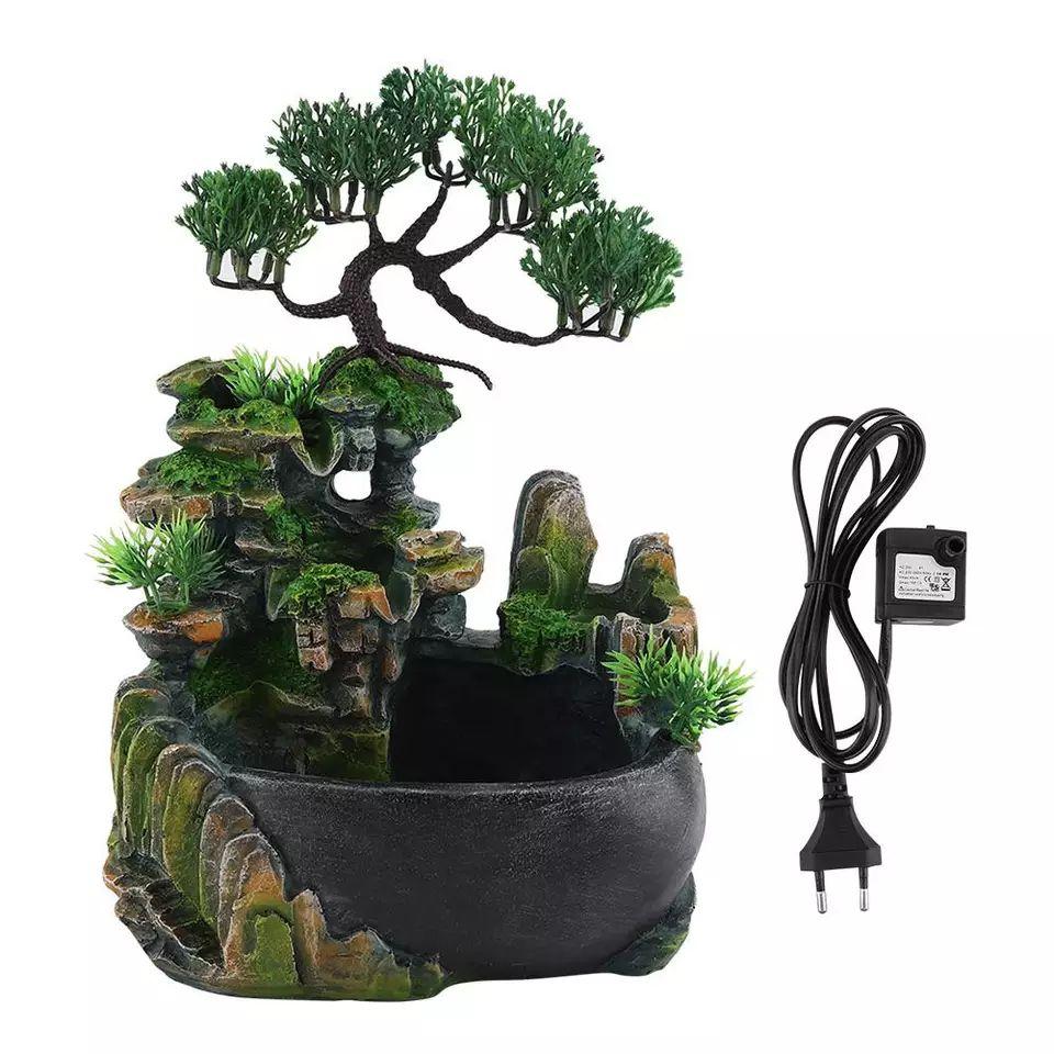 Fuente zen de escritorio (Usando cupón del vendedor)