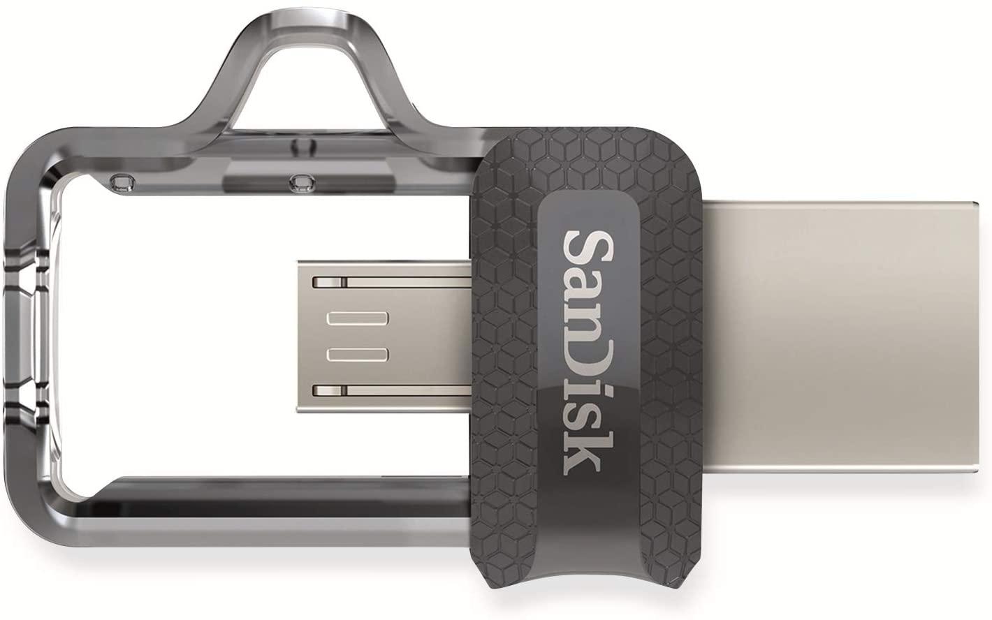 SanDisk Ultra Dual de 128 GB con micro-USB y USB 3.0