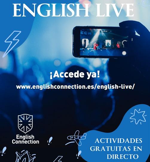 Canal en vivo y en directo para aprender inglés