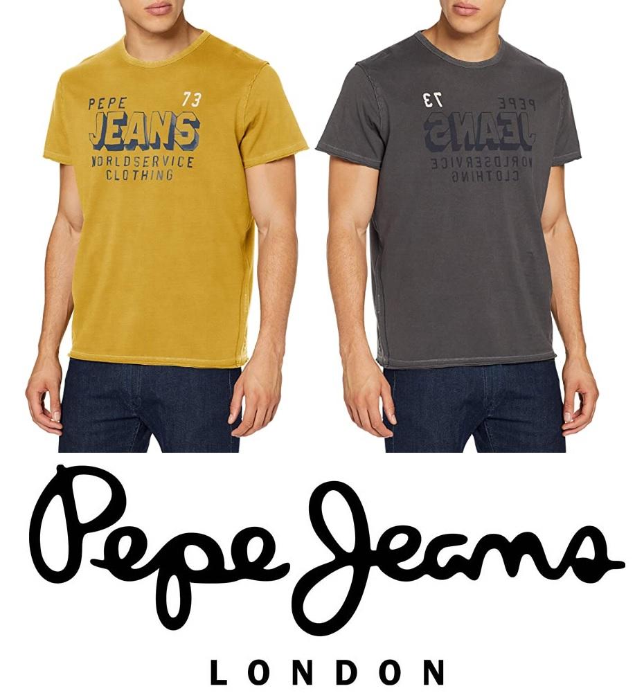 Pepe Jeans Kenth Camiseta (a partir de 9€, TALLA M)