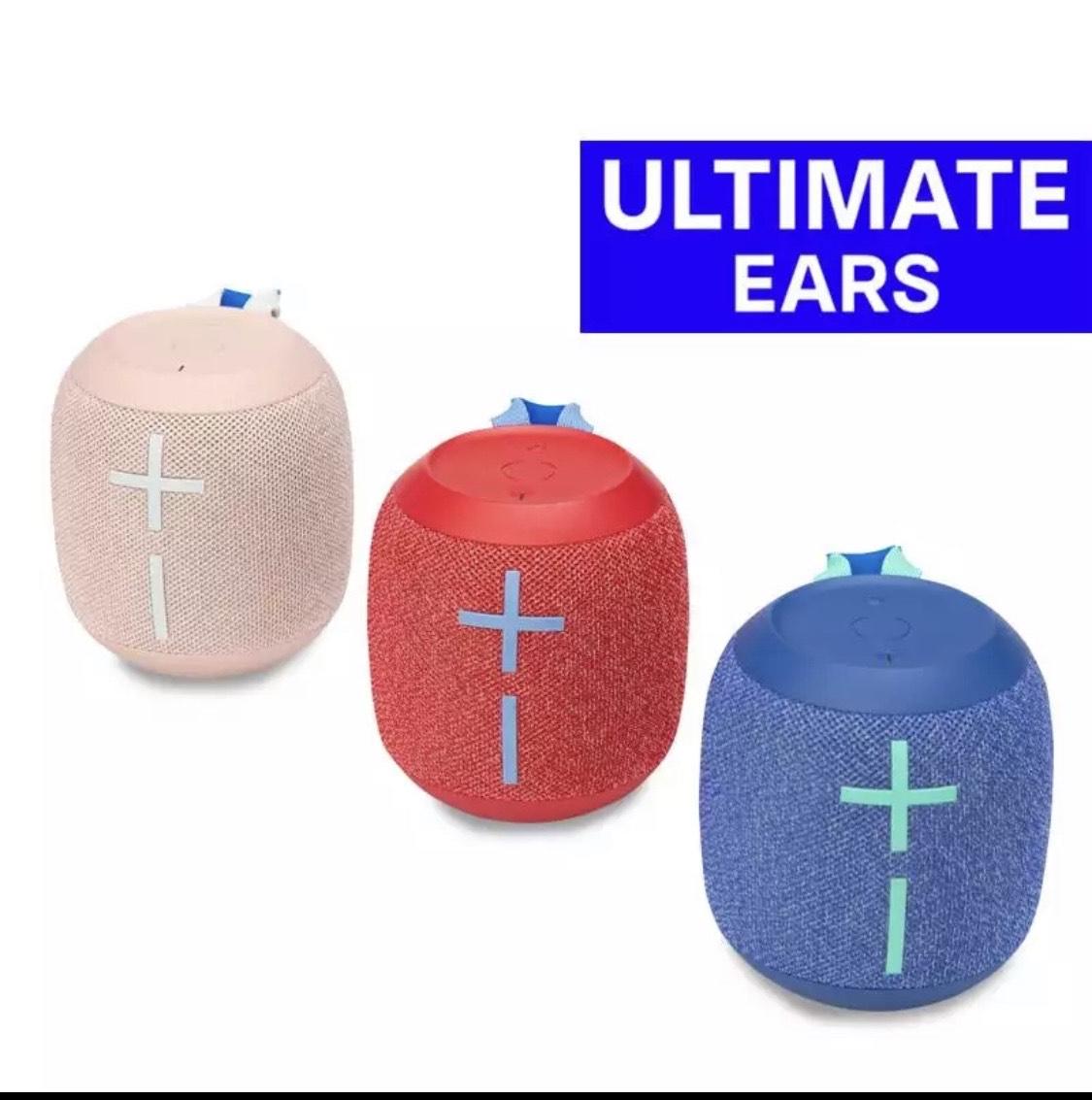 Wonderboom 2 (Ultimate Ears) altavoz inalámbrico