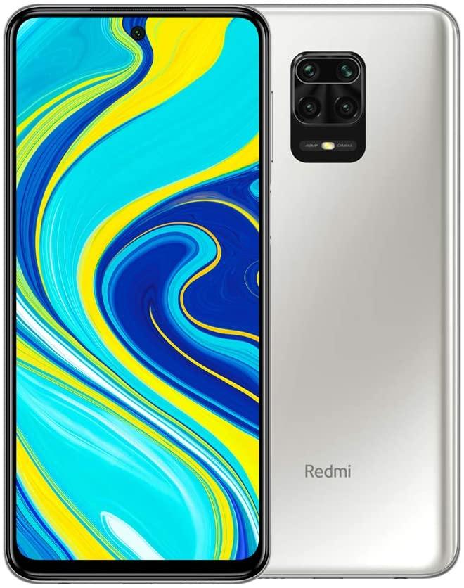 Redmi Note 9S - 6/128 227 € - 4/64 196 € €