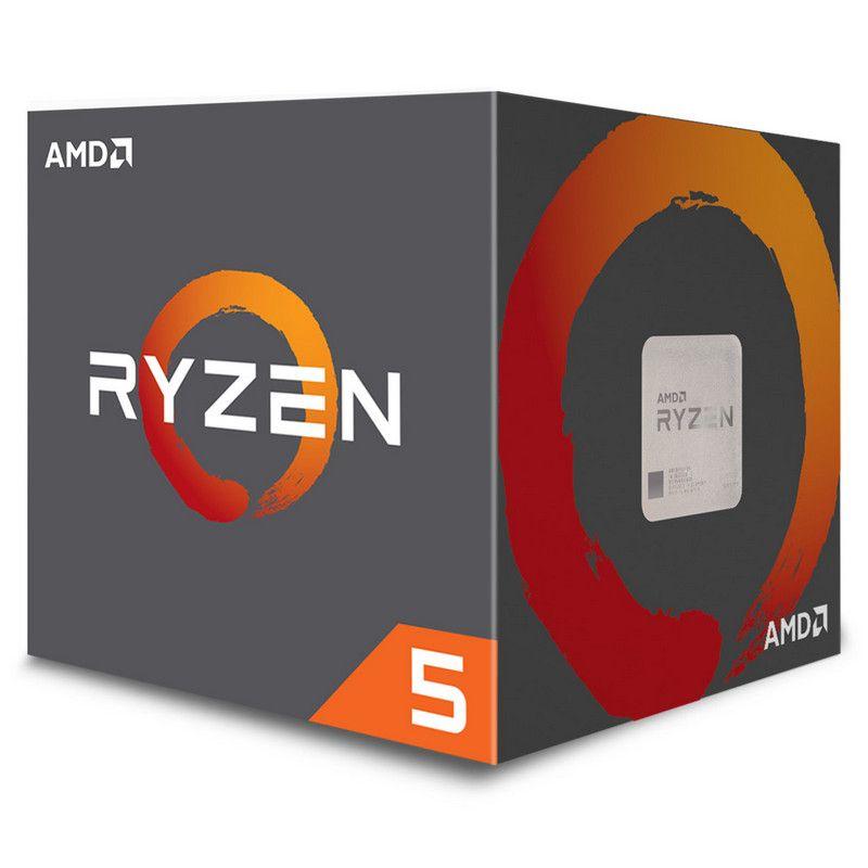 Procesador AMD Ryzen 5 2600X 3.6 Ghz Reacondicionado