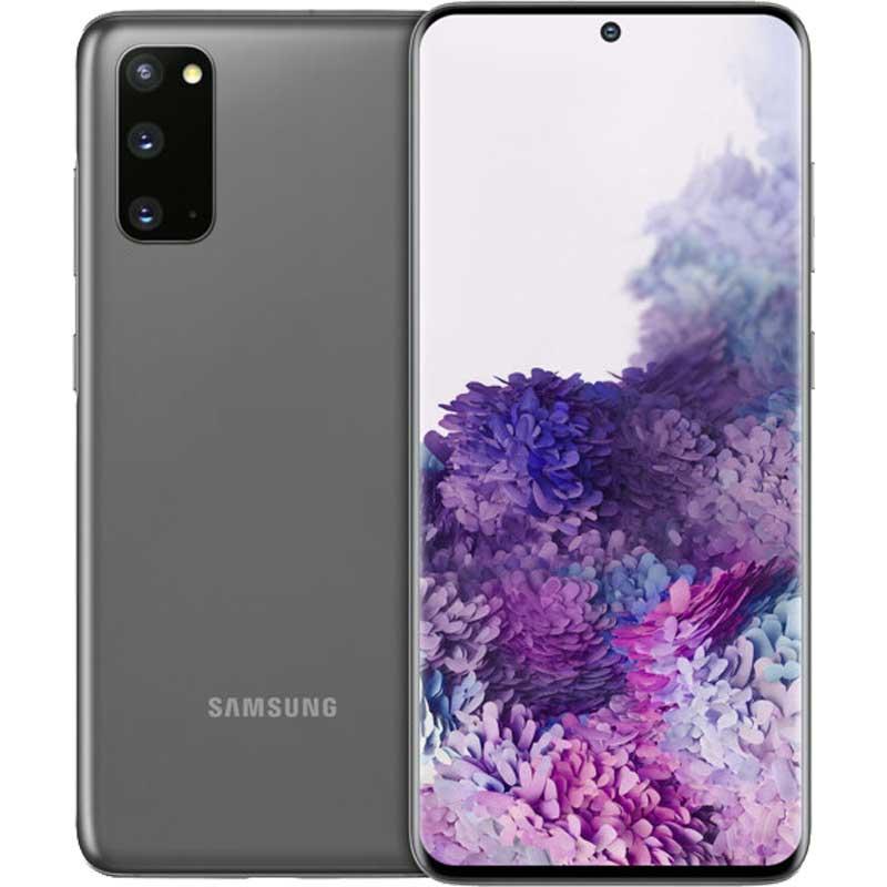 Samsung Galaxy S20   5G - 12GB RAM . 128GB