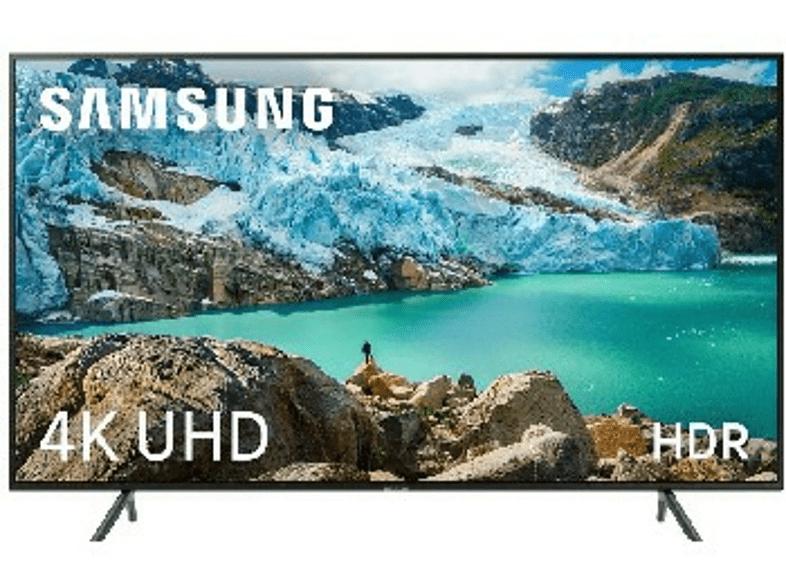 "TV LED 43"" - Samsung 43RU7105, 4K UHD Real, HDR, Smart TV, Bluetooth, 3 HDMI / 2 USB"