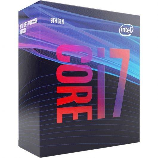 Intel Core i7-9700 3 GHz TURBO 4,7GHZ