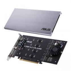 Adaptador PCIe para montar discos M.2 NMVe en RAID