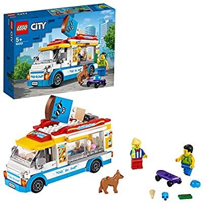 Lego city camión de helados