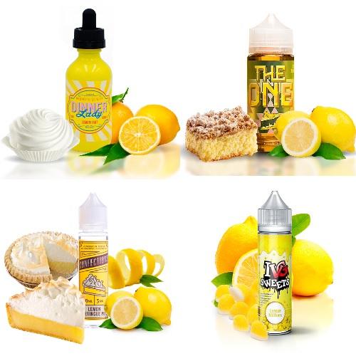 ¡Oferta en líquidos de 50ml y 100ml de Limón! La mejor selección